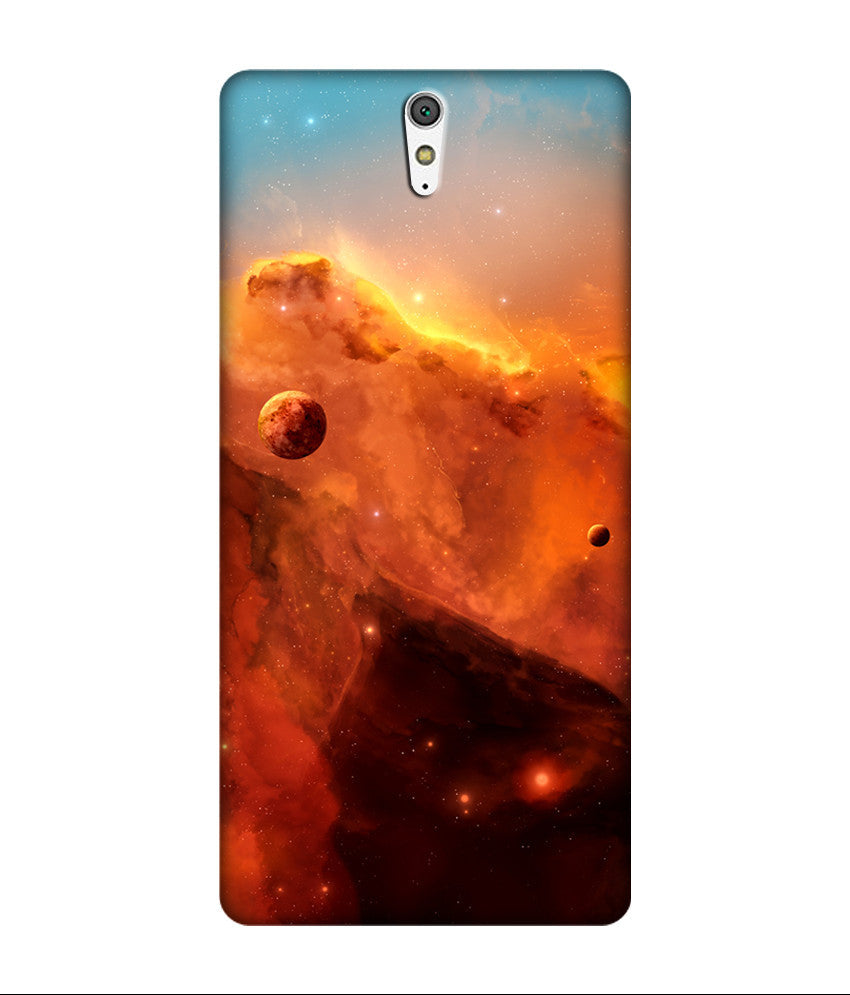 Creatives 3D Space Sony Case