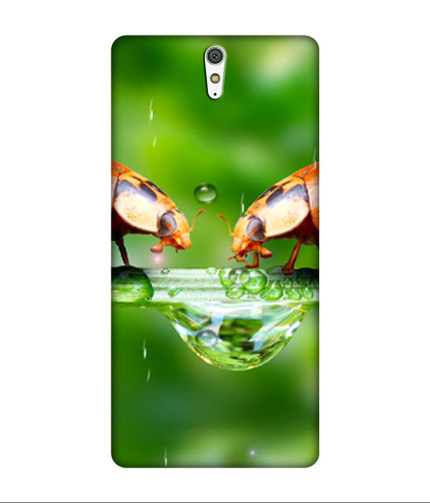Creatives 3D Water Sony Case