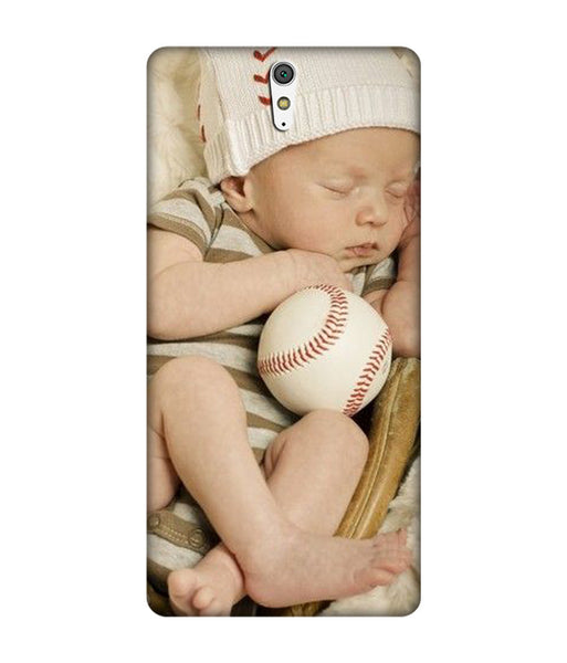 Creatives 3D Baby Sony Case