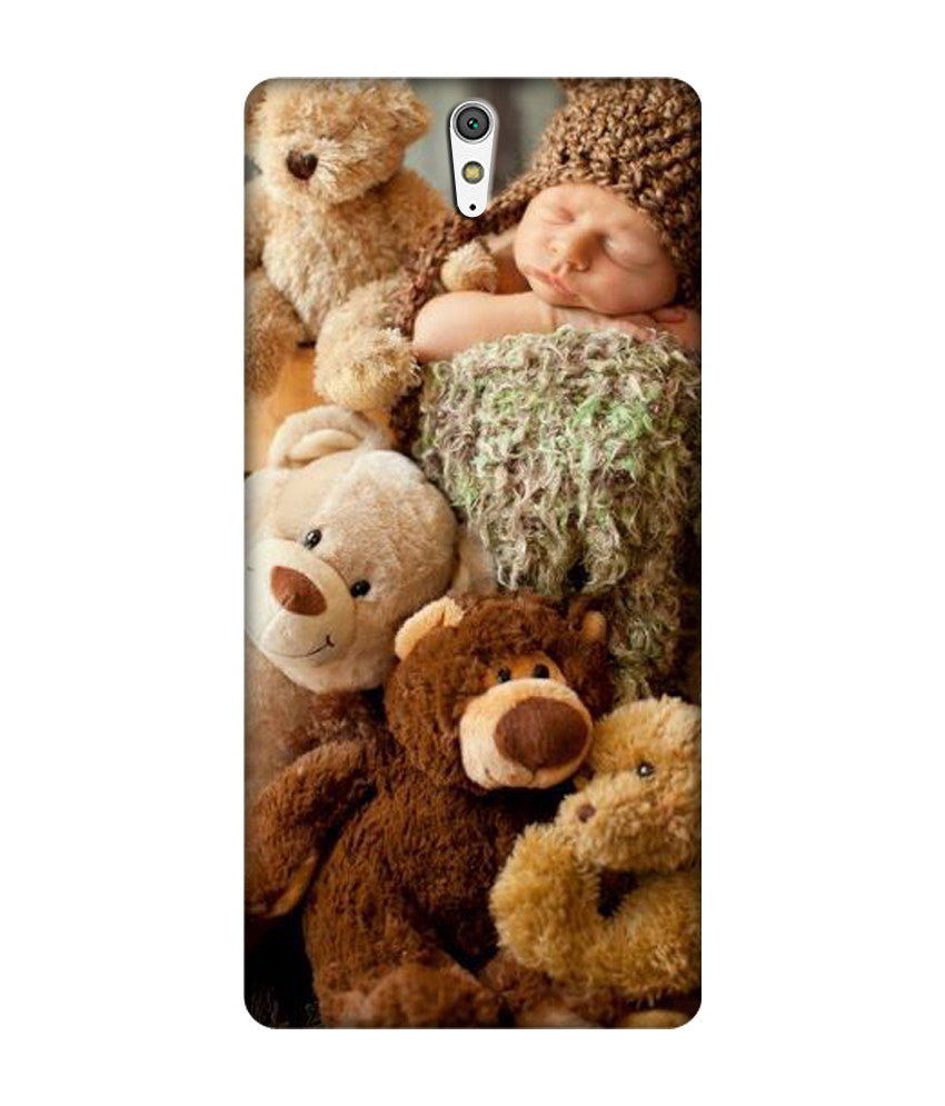 Creatives 3D Teddy Sony Case
