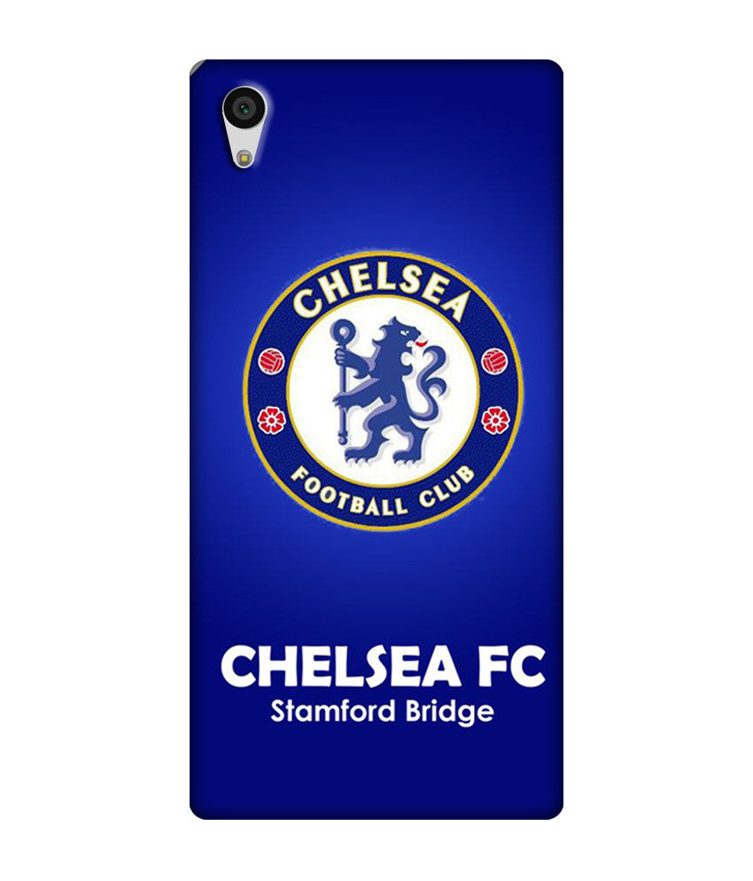 Creatives 3D Chelsea FC  Sony  Case