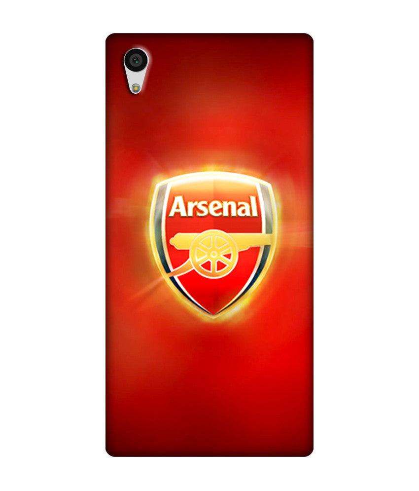 Creatives 3D Arsenal Sony  case