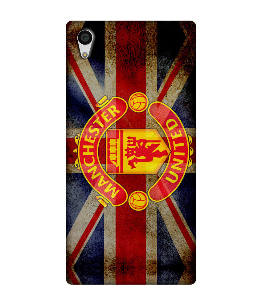 Creatives 3D MANCHESTER UNITED Sony  Case