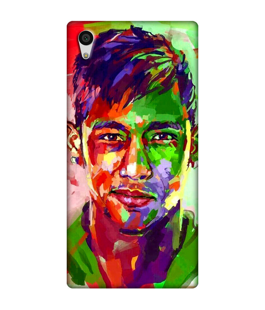 Creatives 3D Neymar Smile Sony  Case