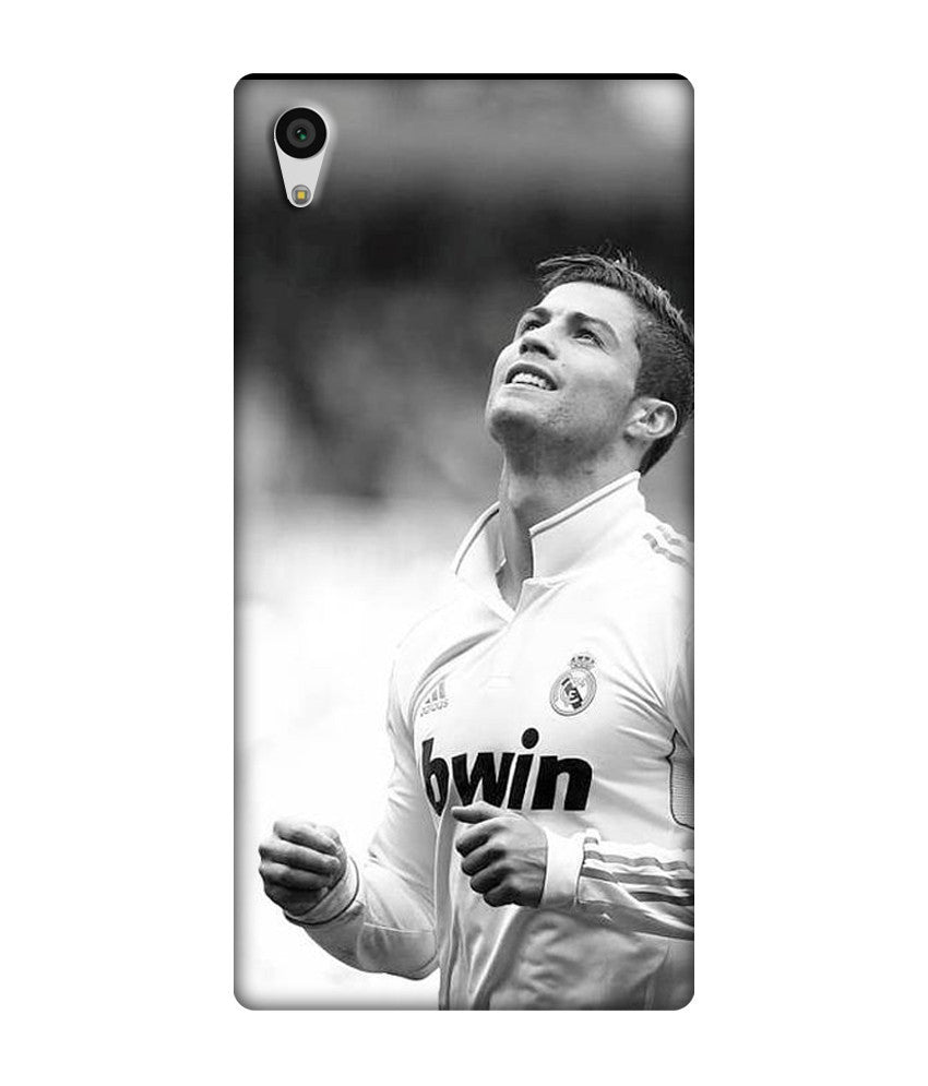 Creatives 3D Cristiano Ronaldo Sony  Case
