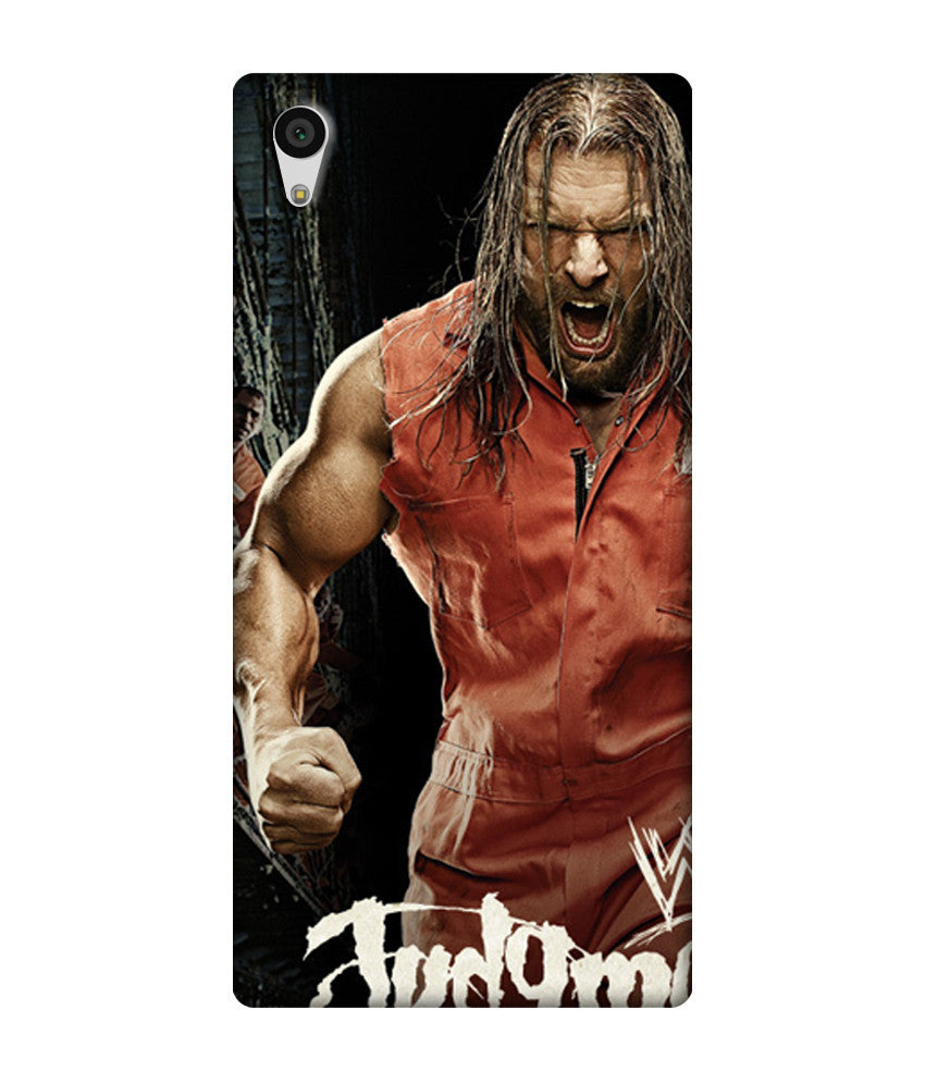 Creatives 3D Triple H Sony  Case