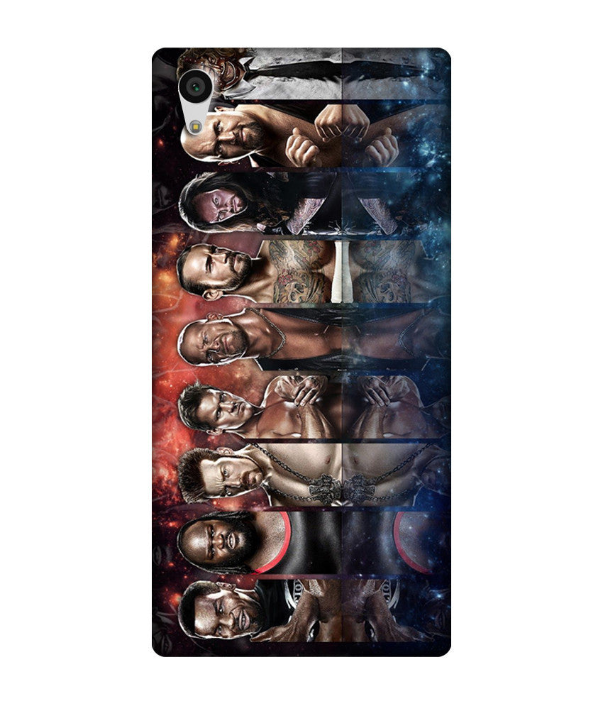 Creatives 3D WWE Super Stars Sony  Case