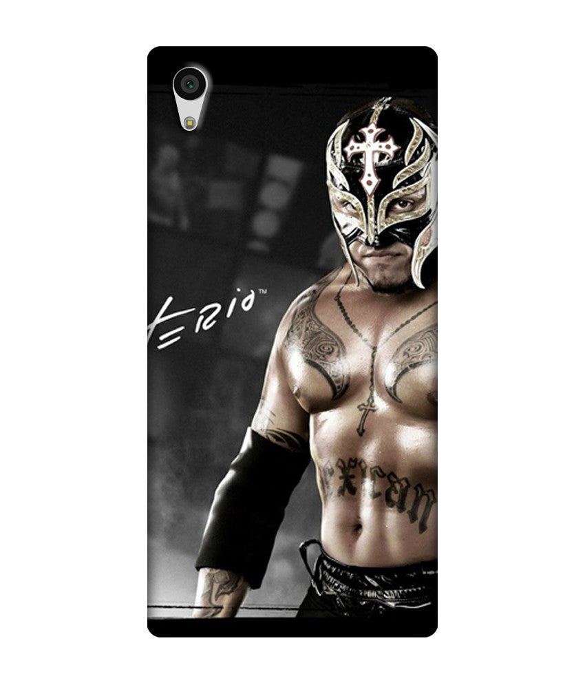 Creatives 3D WWE Rey Mysterio Sony  Case