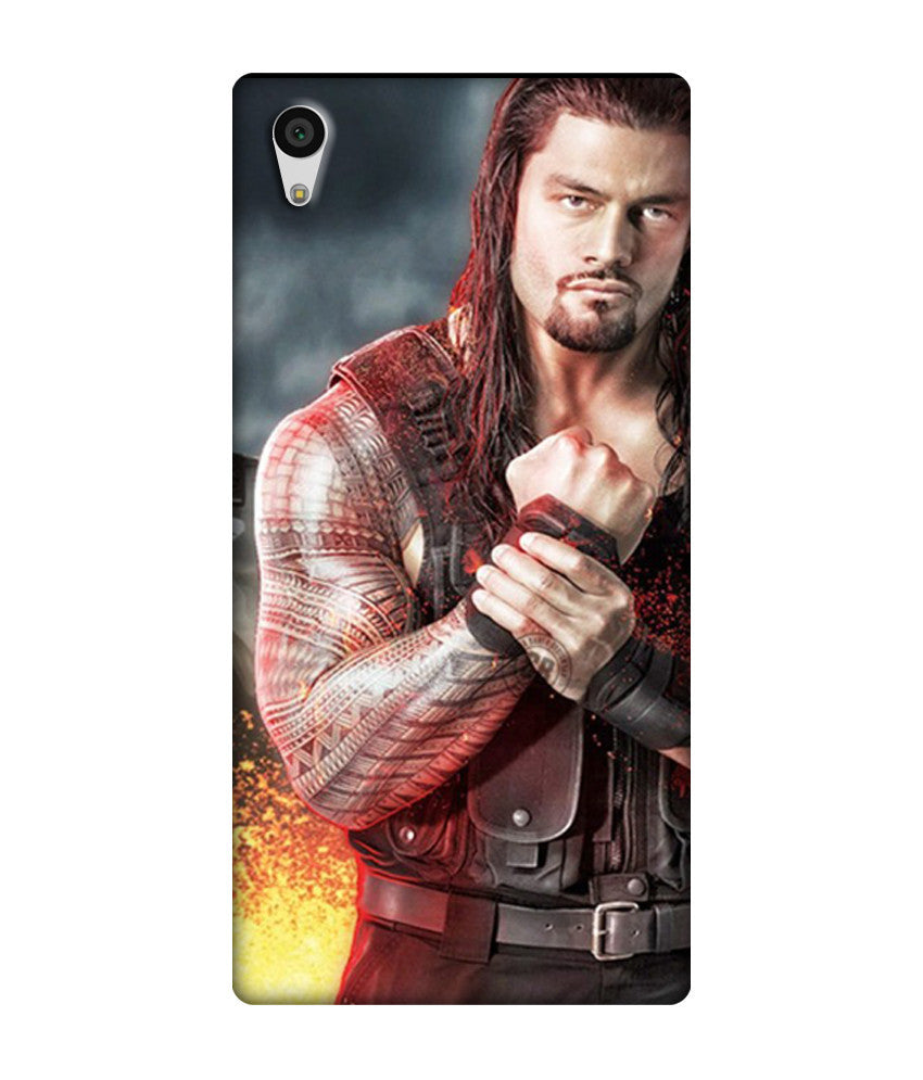 Creatives 3D WWE Roman Reigns Sony  Case