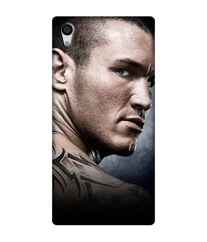 Creatives 3D WWE Randy Orton Sony  Case
