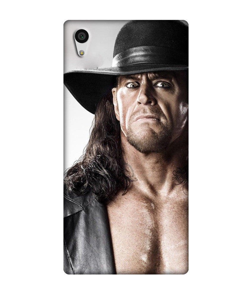 Creatives 3D WWE The Undertaker Sony  Case