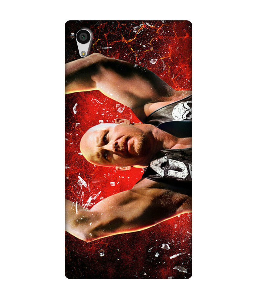 Creatives 3D Stone Cold Steve Austin Sony  Case