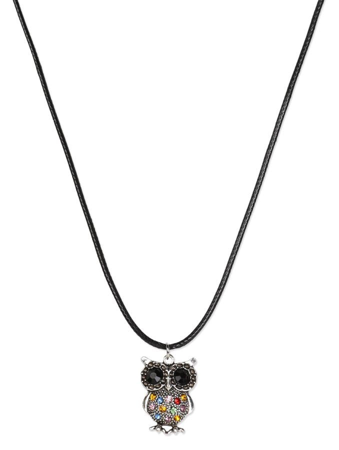 Exclusive Design Owl Necklace
