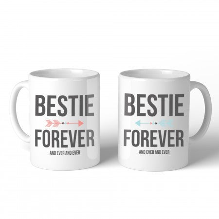 Chitchat Cafe Bestie Forever Mugs