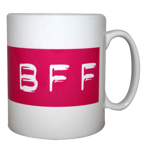 Chitchat Cafe Best Friends Forever BFF Mugs