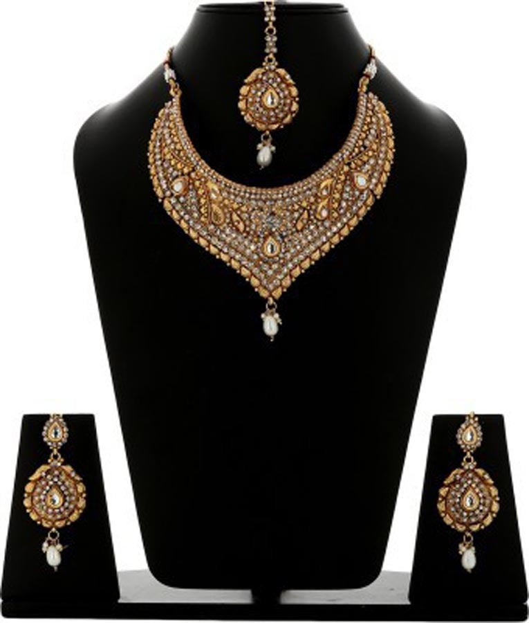 Antique Traditional Necklace Set