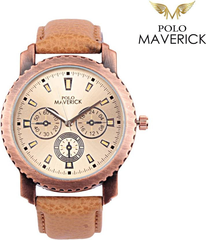 POLO MAVERICK Stylish Watch