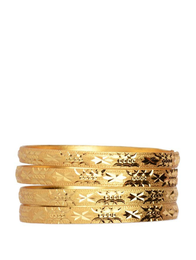 Gold Plated Bangle_ESD0445
