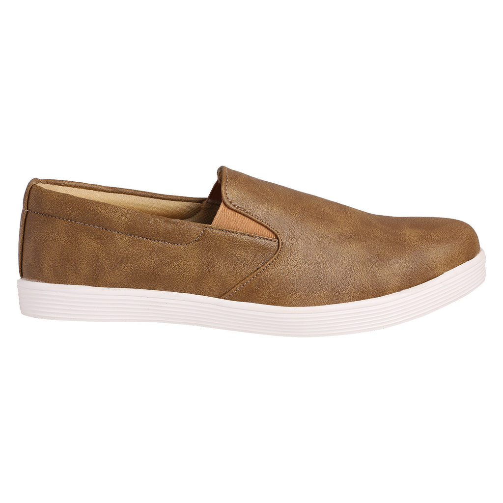 Scootmart Light Brown Casual Shoes
