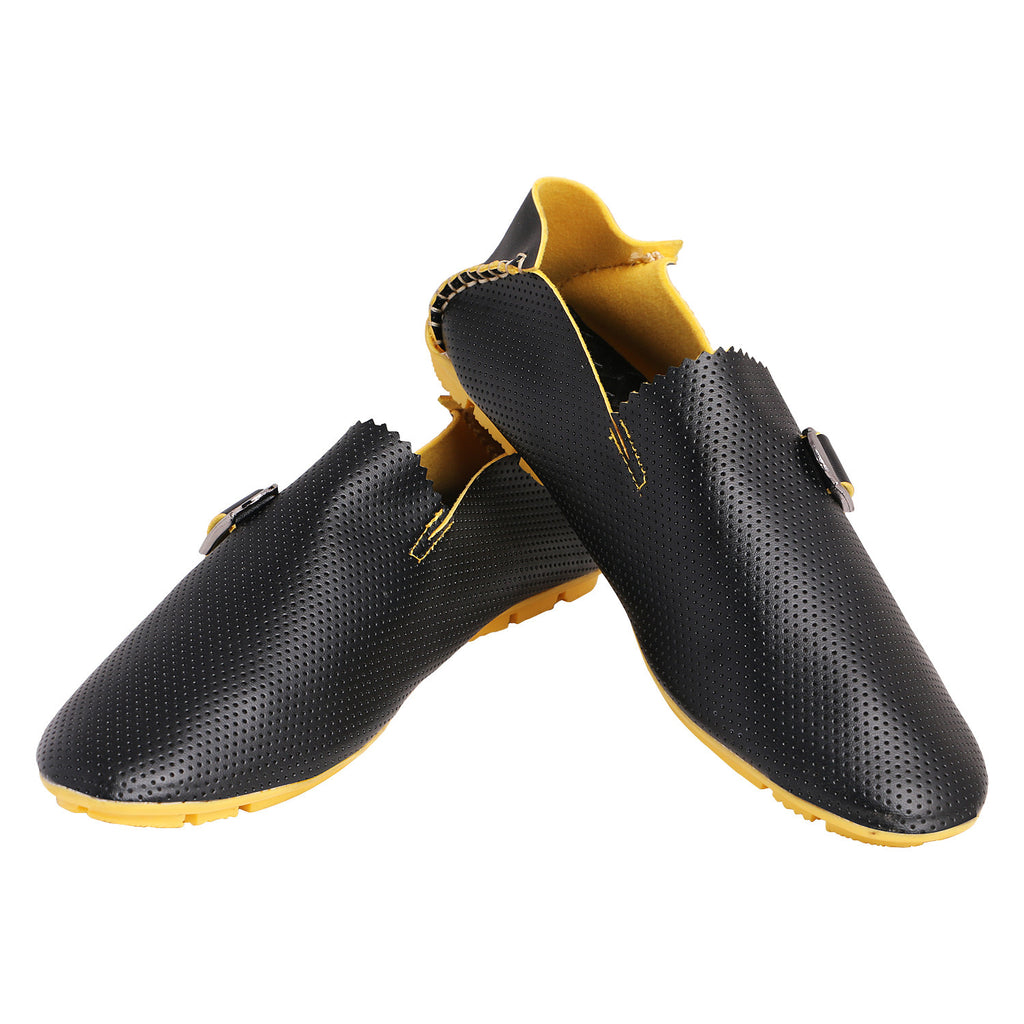 Scootmart Black Casual Shoes
