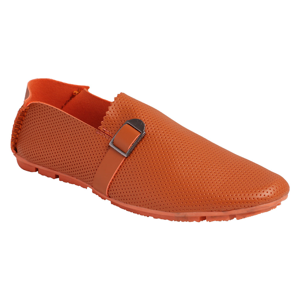 Scootmart Orange Casual Shoes