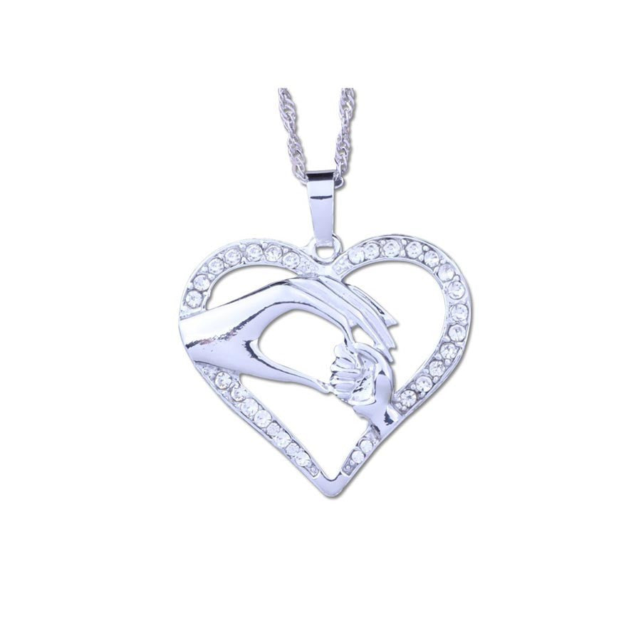 Elegant Heart Shape Necklace