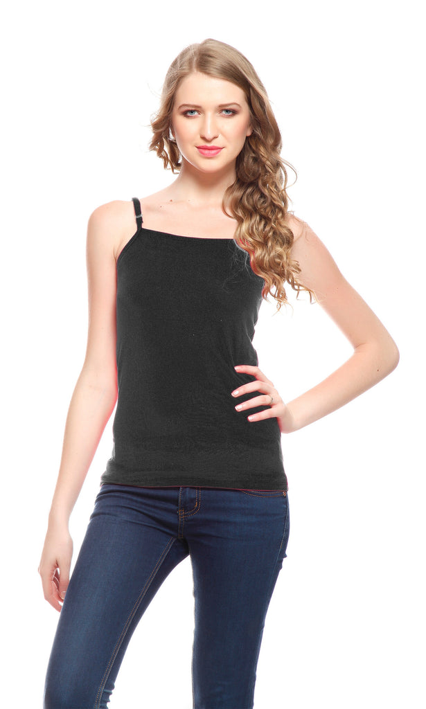 Friskers Black Camisole