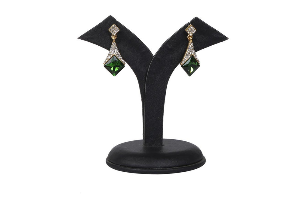 Exquisite Green Design Earring