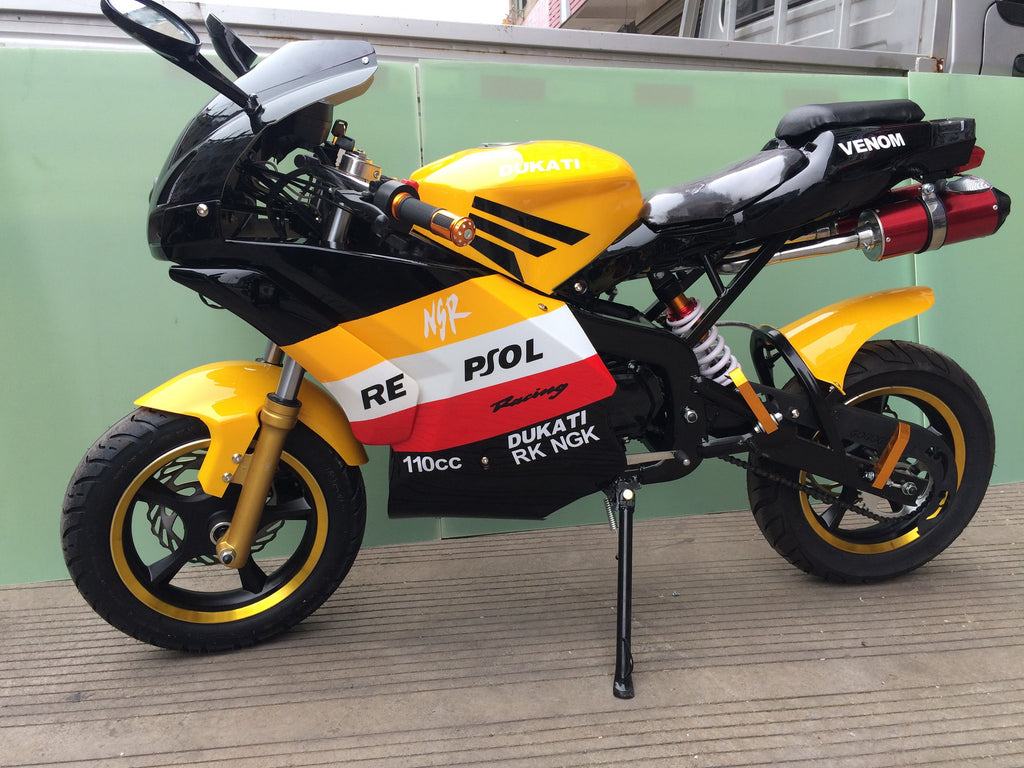 What type of gas should be used in your x18 x19 x22 super pocket what type of gas should be used in your x18 x19 x22 super pocket bike sciox Image collections