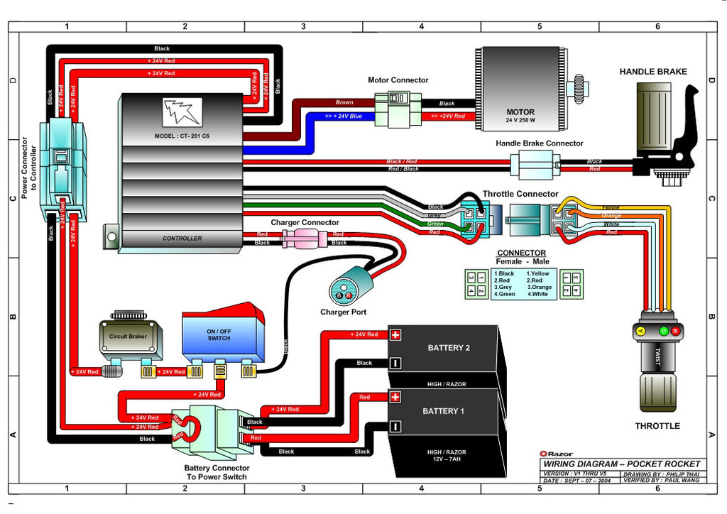 pocket bike wiring diagram wiring diagramelectrical system diagrams for pocket bike dirt bike atv quadselectrical system diagrams and trouble shooting techniques