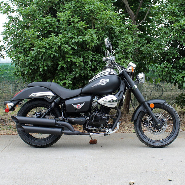 250cc Ghost Mini Chopper Harley DF250RTR