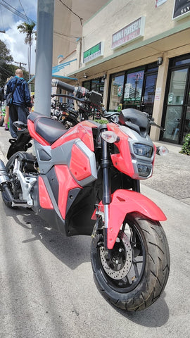 Venom X20 50cc Moped Automatic Motorcycle