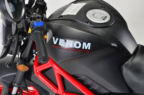 Venom X21RS 125cc Ducati Monster Clone Frame Motorcycle