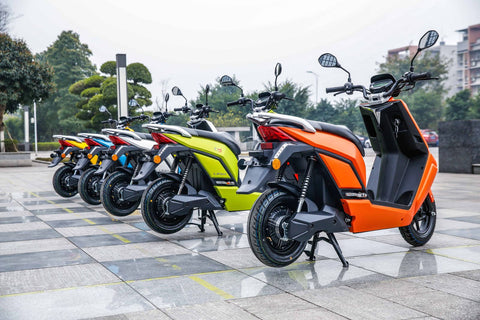 Lifan E3 electric scooter LF1200DT all colors