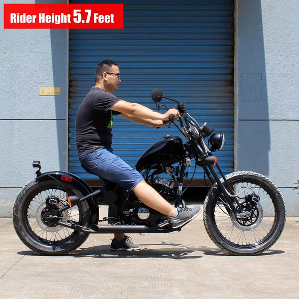It Also Features A 5 Speed Honda® Based 250cc 4 Stroke Engine! Only  Available In A Manual Transmission For True Experienced Bike Riders!