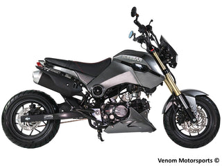 2019 Venom x19R Street Legal Motorcycle 125cc