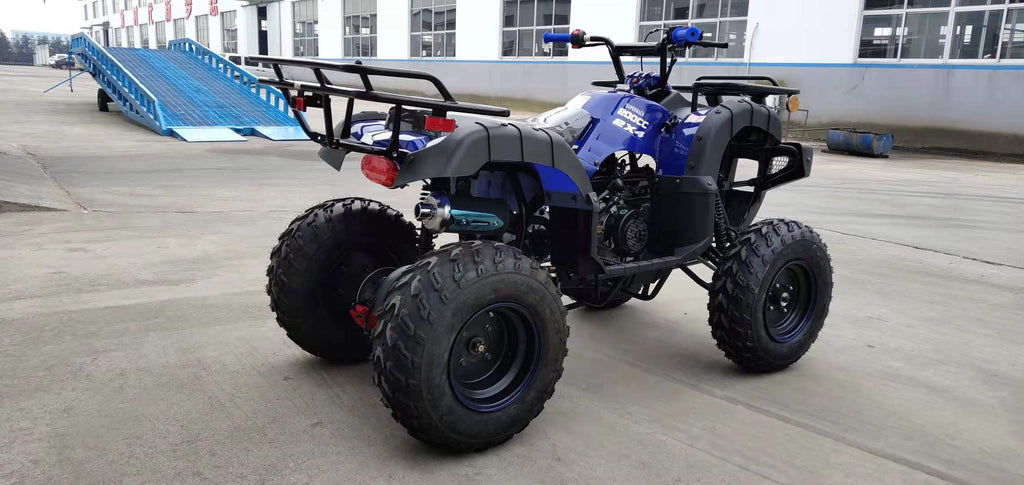 200cc Venom Kodiak ATV | Full-Size Adult ATV | CRT200-1