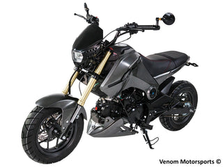 Venom x19R Street Legal Motorcycle 125cc