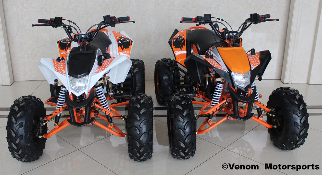 2020 Venom Racing Madix 125cc ATV | Automatic Transmission + Reverse