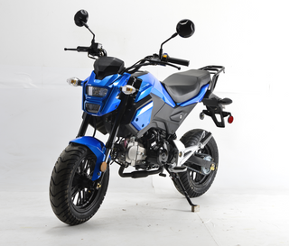 Vader 125cc Motorcycle Street Legal | 2020 | Generation II