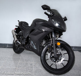 2020 x22 Motorcycle | 125cc Ninja | Street Legal