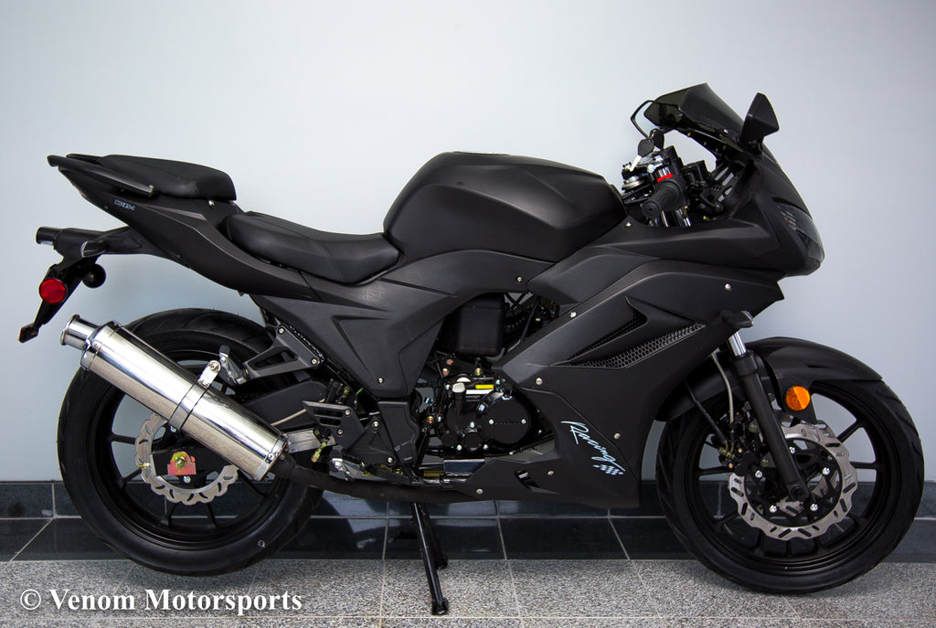2019 Venom x22 125cc Road Legal Motorcycle
