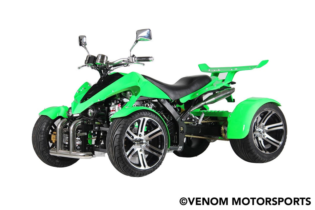 Buy Street Legal ATV Racing Quad 350cc SPY350 R350 Icebear ... on