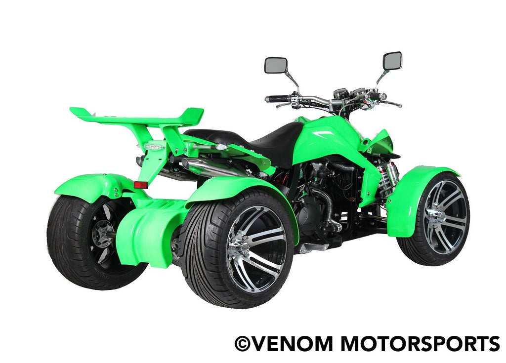 350cc Water-cooled Spy Racing ATV - 6 Speed Manual + Reverse
