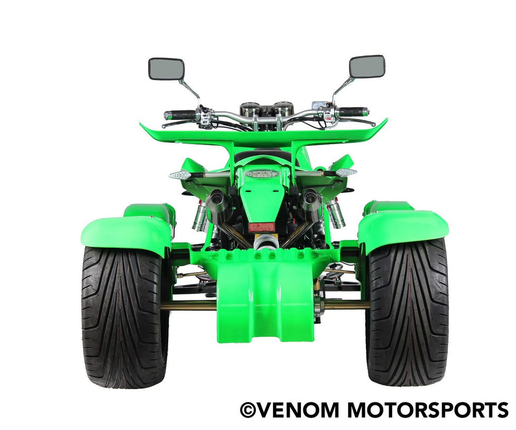 Buy Street Legal ATV Racing Quad 350cc SPY350 R350 Icebear