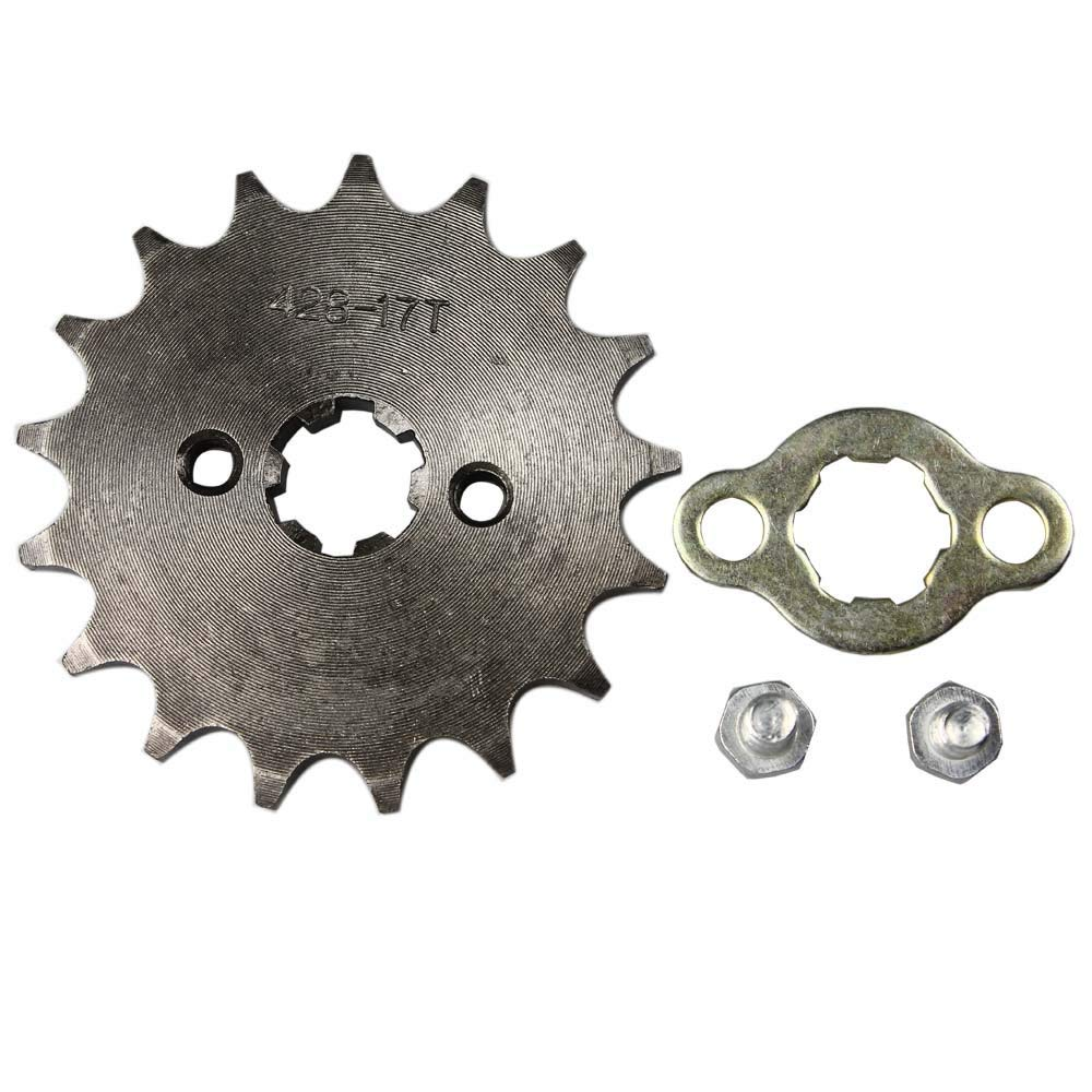 Front Sprocket 428 17 Tooth
