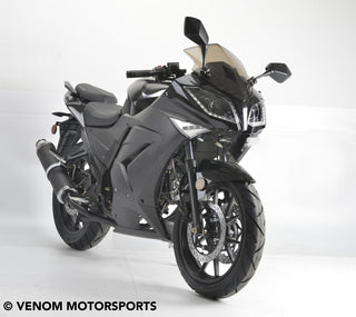 2020 Venom x22-GT | 125cc Ninja Motorcycle | Street Legal