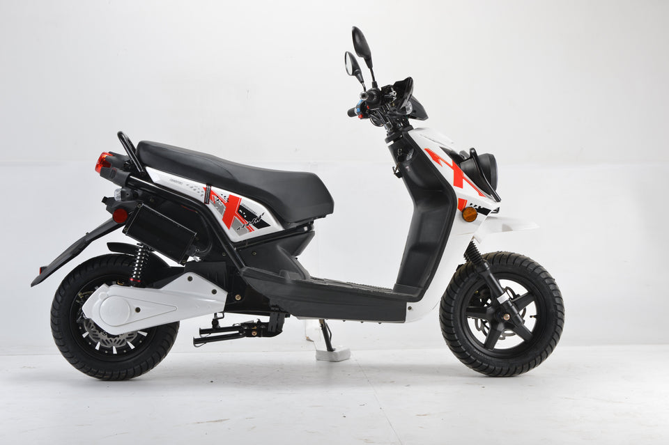 Venom E-Moped | 2000W Brushless Electric Moped Scooter | BD576Z