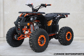 2020 Venom Grizzly 125cc ATV | Automatic Transmission + Reverse