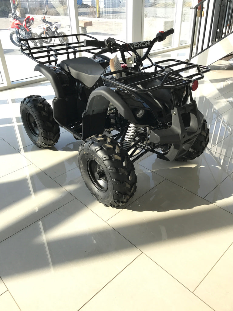 Atvs For Sale 125cc Gas Powered 4 Wheeler In Stock Free